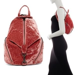 Rebecca Minkoff Velvet Julian Festival Backpack